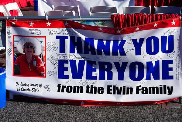 The Elvin Family box.