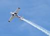 Jim Peitz, pilot. Beechcraft F33C Bonanza.