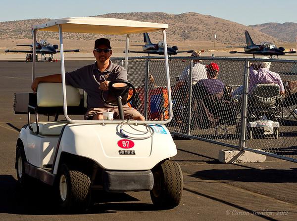 Volunteers make the races go round!
