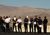 Tribute to the crash victims. Representatives of all the first responders. September 16, 2012.
