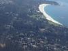 Pebble Beach and Carmel.