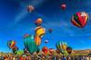 Hot Air Balloon Ascension