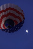 Balloon, Moon and Planet