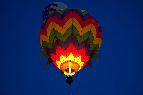 Great Reno Balloon Race 2012