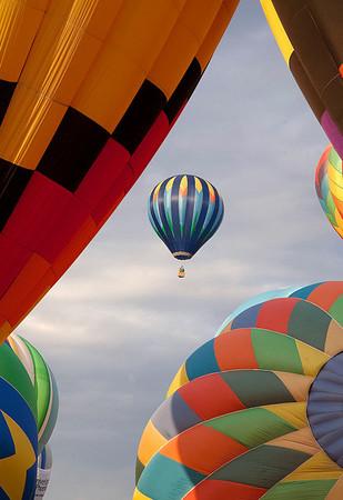 Reno Balloon Race, Sept 10, 11,12, 2009