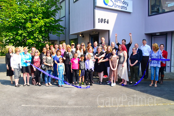Renton Chamber of Commerce - Birthday Dreams Ribbon Cutting