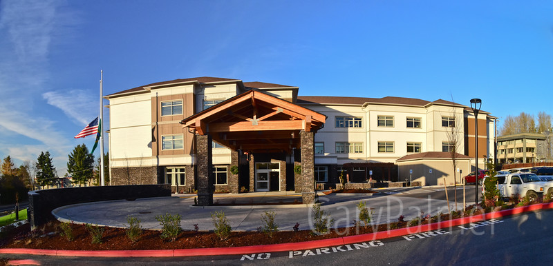 Renton Chamber of Commerce Ribbon Cutting - Mission HealthCare