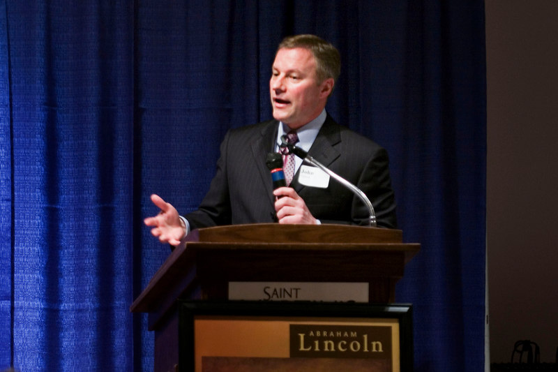 John Carlson, Keynote Speaker<br /> (1154)
