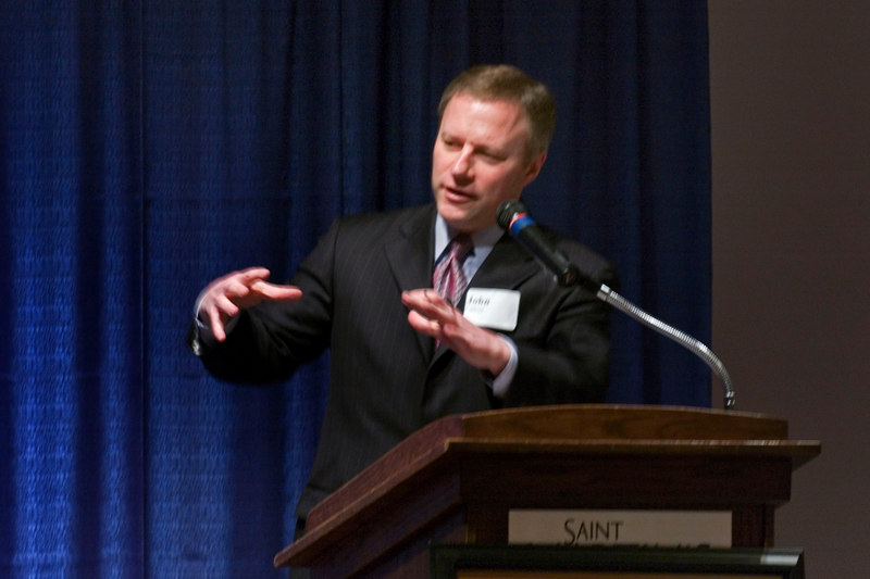 John Carlson, Keynote Speaker<br /> (1142)