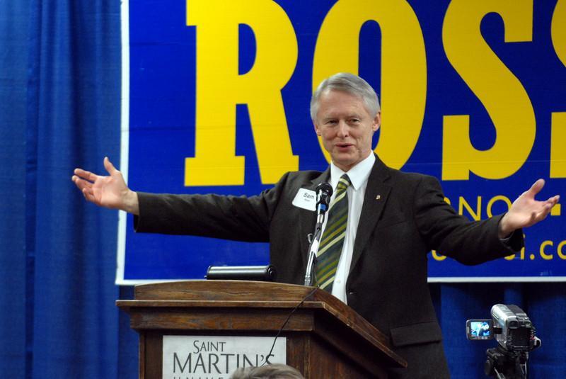 Sam Reed, Secretary of State<br /> LD08-045