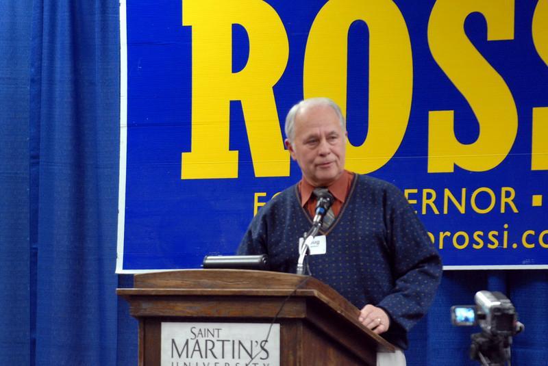 Doug Sutherland, Commissioner of Public Lands<br /> LD08-028