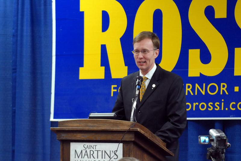 Rob McKenna, Attorney General<br /> LD08-029