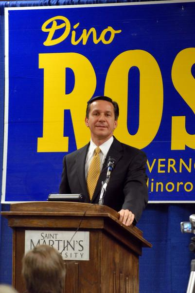 Dino Rossi, Candidate for Governor<br /> LD08-081