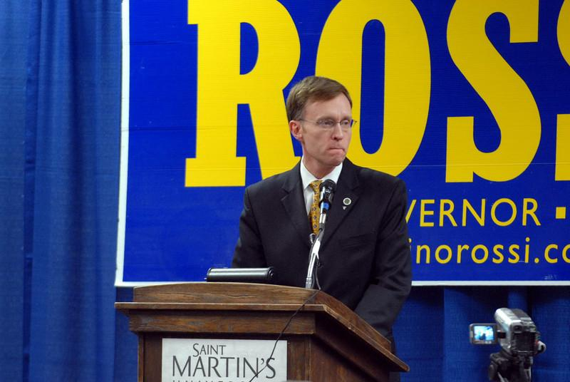 Rob McKenna, Attorney General<br /> LD08-040