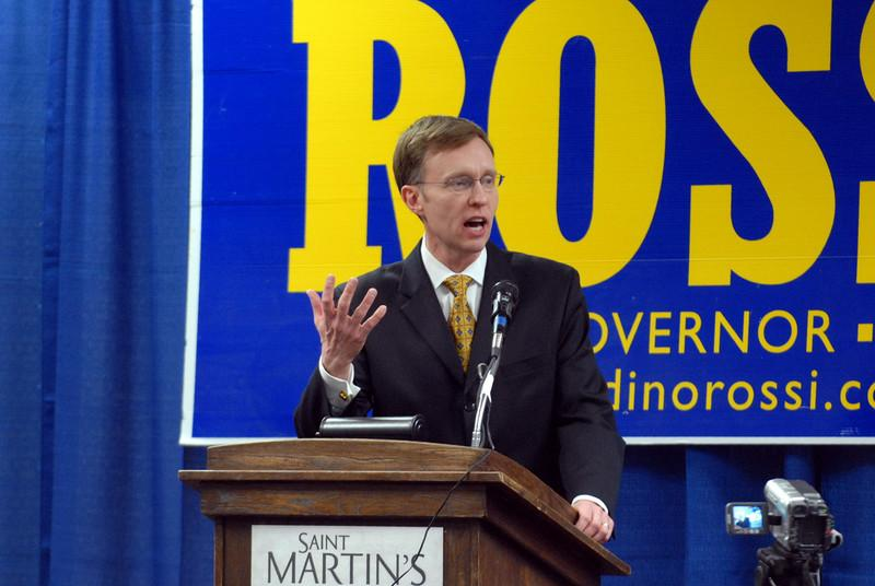 Rob McKenna, Attorney General<br /> LD08-032