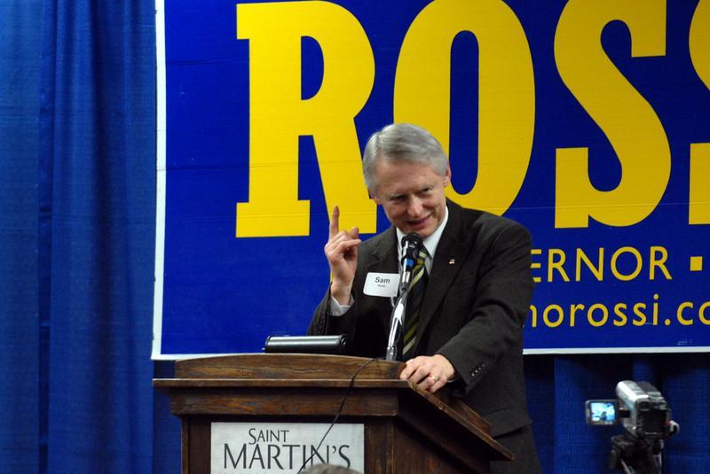 Sam Reed, Secretary of State<br /> LD08-055