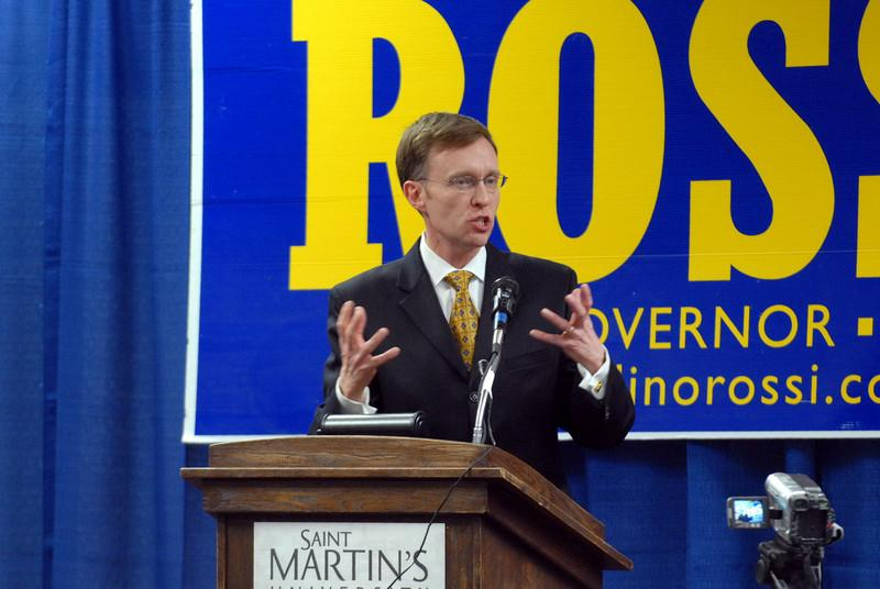 Rob McKenna, Attorney General<br /> LD08-034