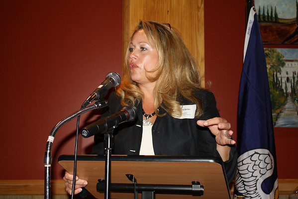 Sec. of State Tom Schedler at Central GOP Ladies 4-20-11