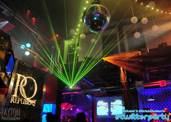 2011-10-09 @MrNateJackson and @DJTaber's #TwitterParty 2 @ Republiq