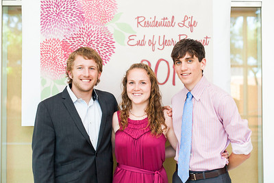 Residential Life Banquet - Spring 2014