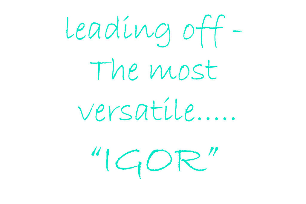 Leading - IGOR