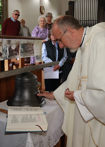 Restoration and blessing of St. Paul's Bell