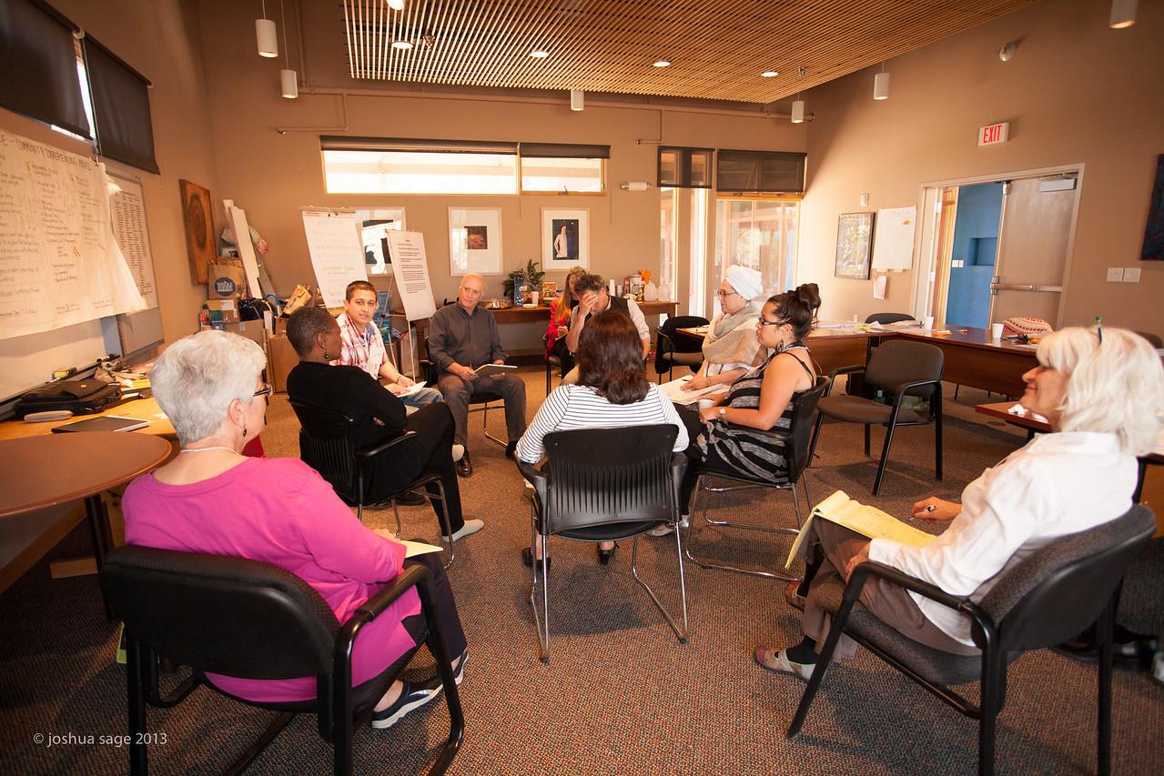 Common Ground Restorative Justice training-6505