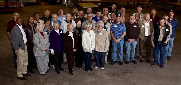 Retiree Gathering 2011