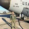 Kelly with Tanker for last AF flight