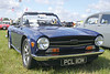 Triumph TR6 at White Waltham Retro Festival 2014