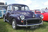 Morris Minor 1000 at White Waltham Retro Festival 2014