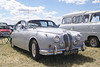 1963 Jaguar Mk2 2.4 litre at White Waltham Retro Festival 2013