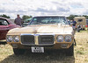 1969 Pontiac Firebird at White Waltham Retro Festival 2013