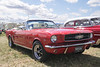 1964 Ford Mustang at White Waltham Retro Festival 2013