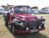 Vintage Bedord truck at White Waltham Retro Festival 2013