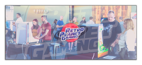 Retro Planet Gaming event at Brewhouse and Kitchen Milton Keynes