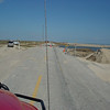 single file thru sand detour