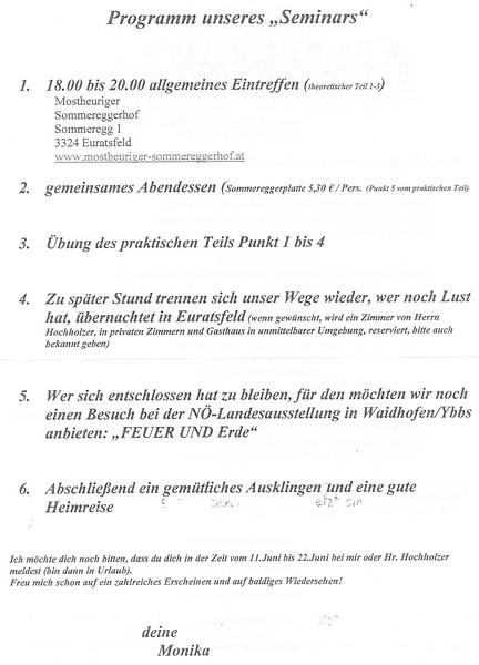 Einladung 2007, Seite 2