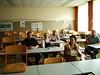 Im alten Klassenzimmer