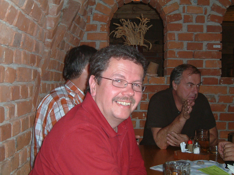 Martin<br /> immer ein Lächeln auf den Lippen