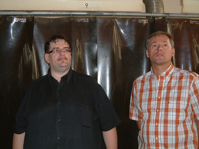 Hansi und Gerhard