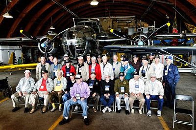 461st and 484th Bombardment Group Reunion - Minneapolis, Minnesota - 2011