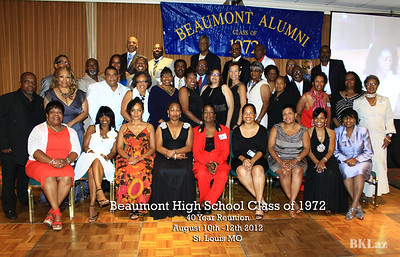 Beaumont HS '72 40 Year Reunion