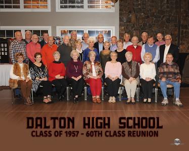 Dalton High School Class of 1957 - 60th