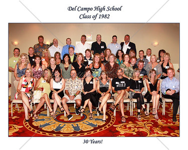Del Campo High School 30 Year Reunion