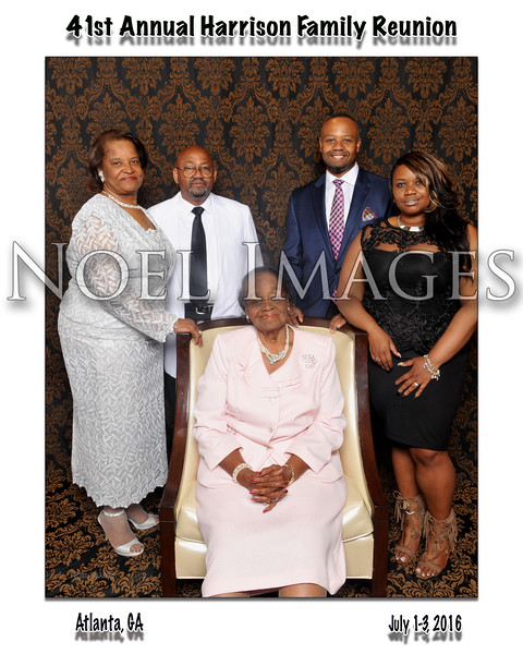 2016 Harrison Family Reunion