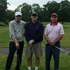 Paul Reheis P'12, Rich Esposito, David Budd '79.