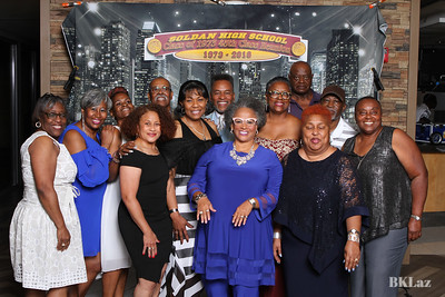 Soldan High Schol Class of 73 at the 45th class reunion Banquette and Dance