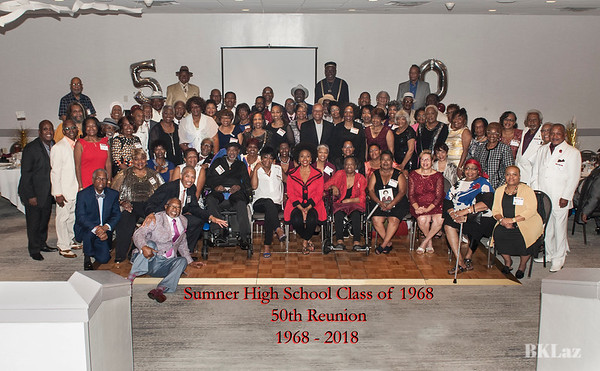 Sumner High School Class of 1968 50th Reunion