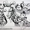 Pen and Ink<br /> <br /> This is one of the exhibitted pieces of art at the RevoSD event.